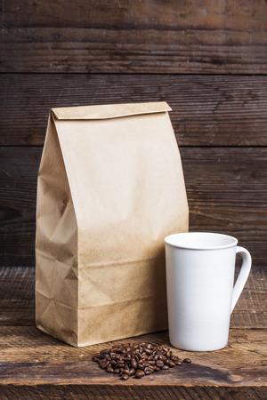 reciclable: Bolsas de papel reciclable