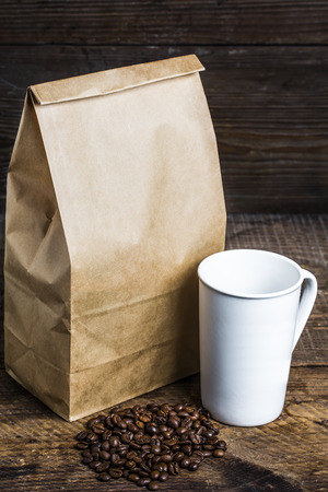 reciclable: Brown recyclable paper bags ,Brown recyclable paper bags ,
