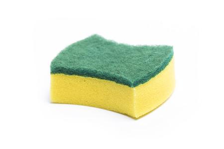 schoonmakers, wasmiddelen, huishoudelijke schoonmaak spons voor het schoonmaken