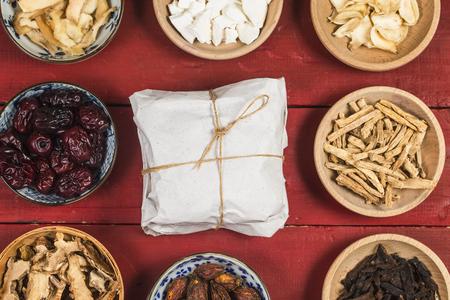 traditional Chinese medicine Zdjęcie Seryjne
