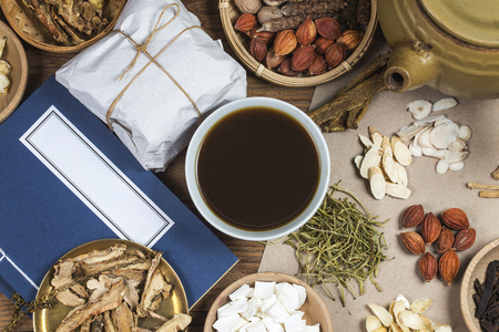 traditional Chinese medicine Reklamní fotografie - 123171323