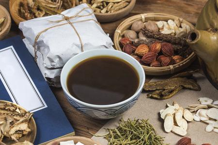 traditional Chinese medicine Reklamní fotografie - 123171330