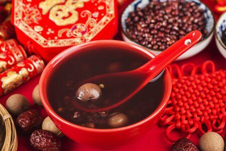 Chinese northern cuisine, Laba porridge, eight treasure porridge.