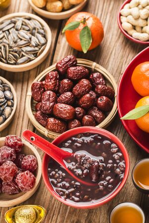 Chinese northern cuisine, Laba congee (Eight treasure porridge)