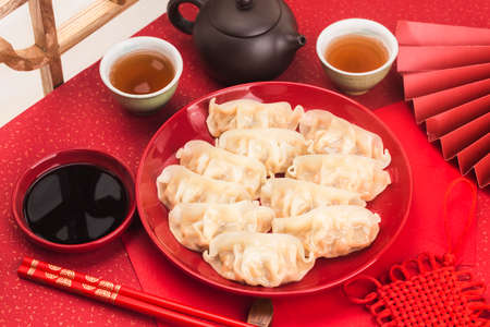 Chinese Food: Dumplings for Traditional Chinese Holidays