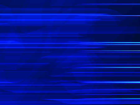 Racing Blue Palette Stock Photo