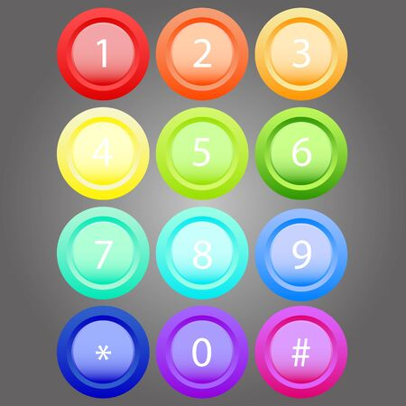 rainbow: rainbow button