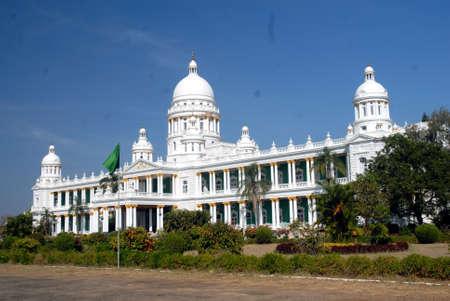 Lalit Mahal Palace, Mysore, India. Editorial
