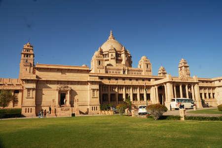 Umad Bhawan, Rajasthan, India.