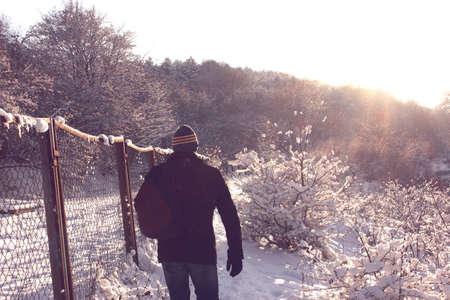 winter escape: Winter Escape
