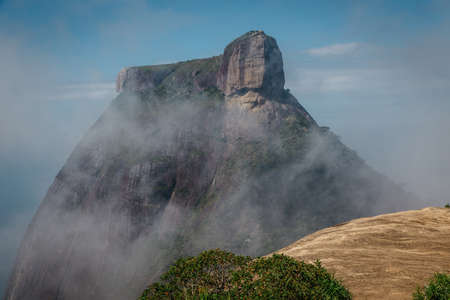 Mountains in Brasil Stock Photo