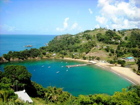 Bay in Trinidad & Tobago