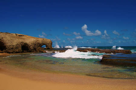 Cliffs, Barbados photo