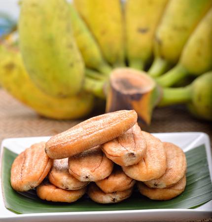 sun dried: Sun dried bananas