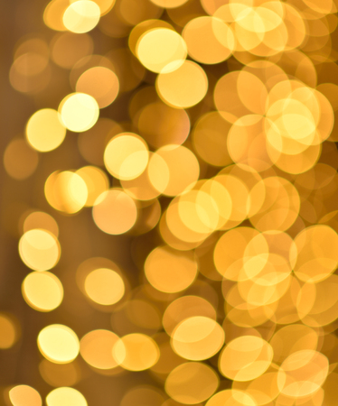 bokeh lights: Bokeh lights background. Stock Photo