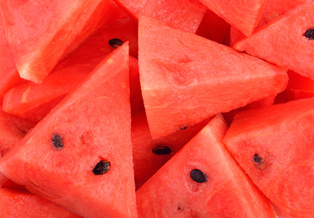 water melon: water melon slices