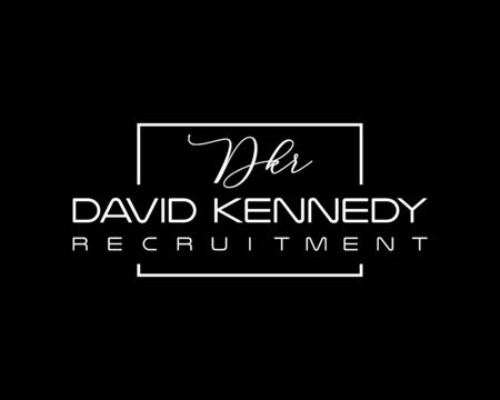 D K R initial letter logo design template vector.