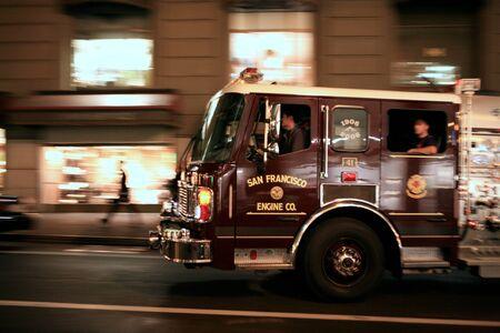 strret: firefighter