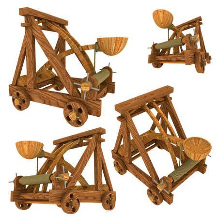 Catapult Wood photo
