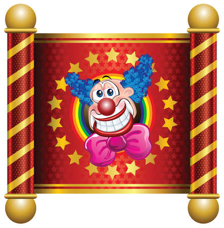 clown cirque: Clown Theme