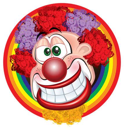 circus artist: Clown Theme