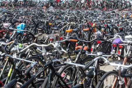 vile: amsterdam bicycles garage