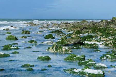 infiltration: the beach of Cap Blanc-nez