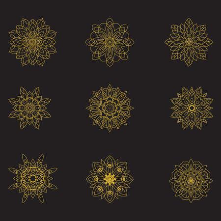 Mandala In Ethnic Style 10