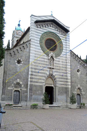 fourteenth: Gothic church dedicated to Saints Nazario and Celso, built in the fourteenth century by the Maestri Comacini, now a national monument. It is located in Bellano, Lake Como, Italy