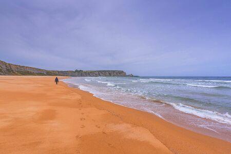 Langre beach