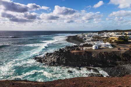 Beach Canary Islands Banco de Imagens