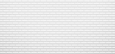 background wall with white bricks.