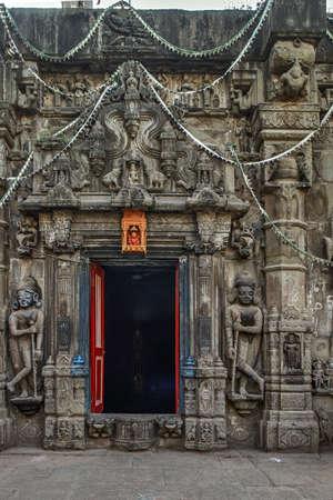 Trishund Mayureshshwar Ganesh Temple at Somawar Peth Pune Maharashtra India