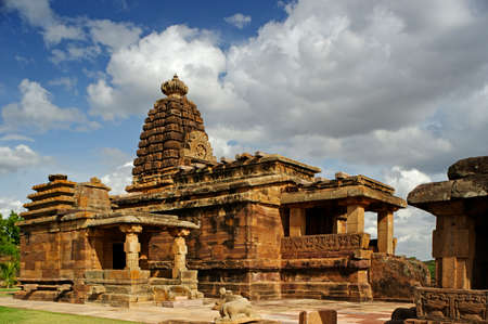 06 Jun 2008 Heritage Durga Temple 7th C/Hindu-Aihole Karnataka-INDIA