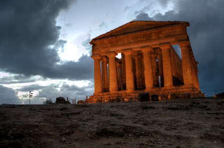 valley of the temples: Valley of the Temples in Agrigento