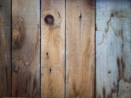knotty: detail of  aged knotty wooden planks