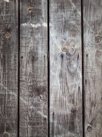 knotty: detail of  aged  gray knotty wooden boards Stock Photo