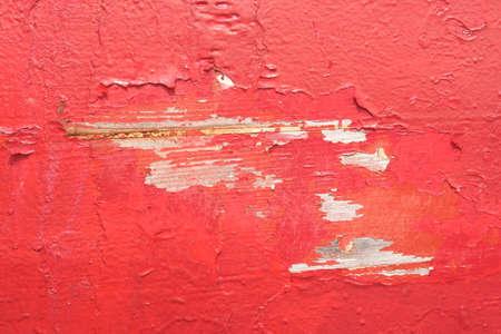 빨간색 페인트 껍질 질감 스톡 콘텐츠