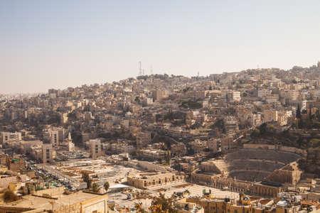 Amman Stock Photo