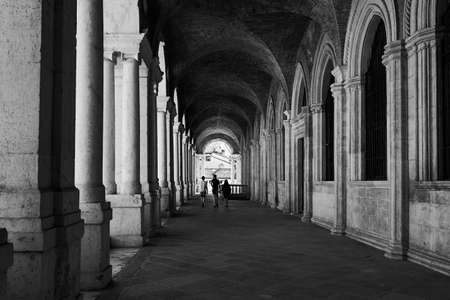 lords: Palladian Basilica, Vicenza Stock Photo