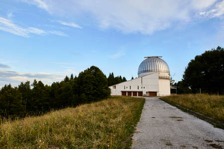 Asiago astronomical observatory Italy