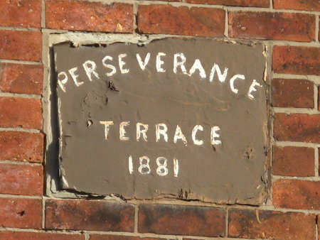 perseverance: Perseverance Street