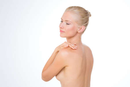 hidef: beautiful lady finds relief for her back