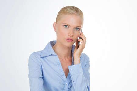poner atencion: seria atenci�n de la paga chica a la conversaci�n profesional