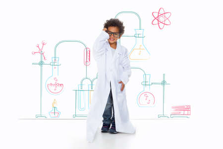 i want to become a famous chemist, i love this job