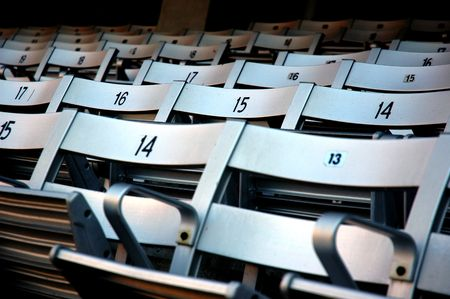 seeting: Stadium Chairs