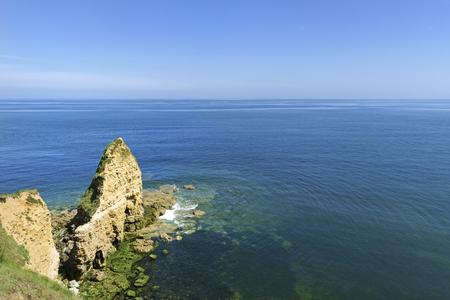 Normandy landscape, France.