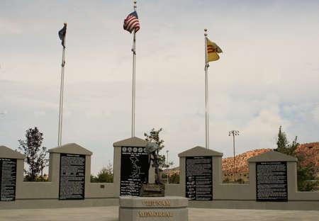 Iron County, Utah Vietnam war memorial