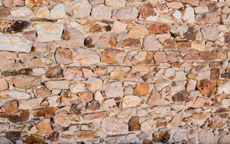ghost town ruins rock wall to use as texture or background