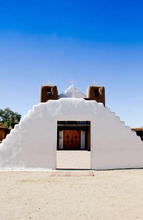 Catholic Adobe Church